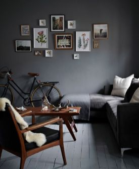 black interior inspiration