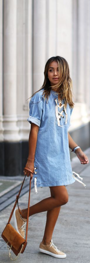 Summer dresses trends