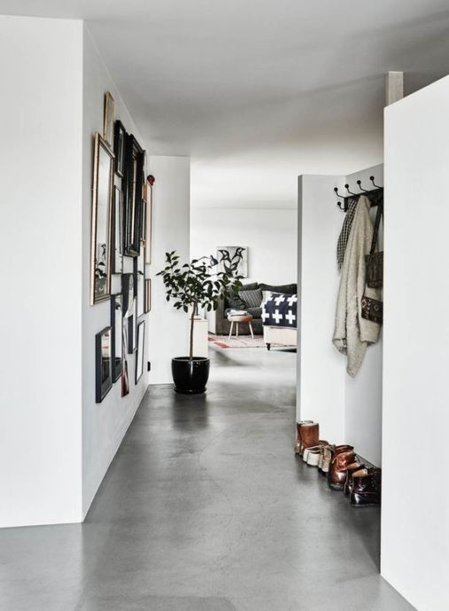 Interior inspiration concrete