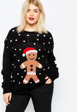 Asos ugly Christmas sweater