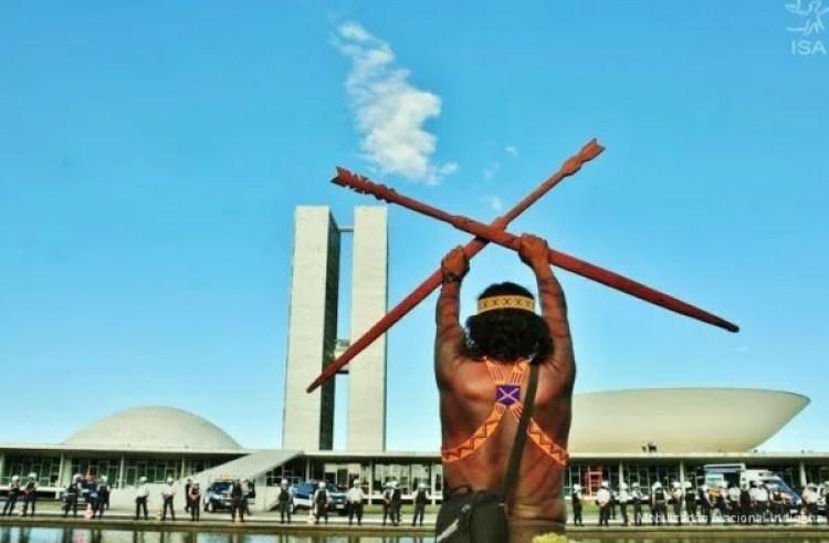 O fim do mundo e os povos indígenas