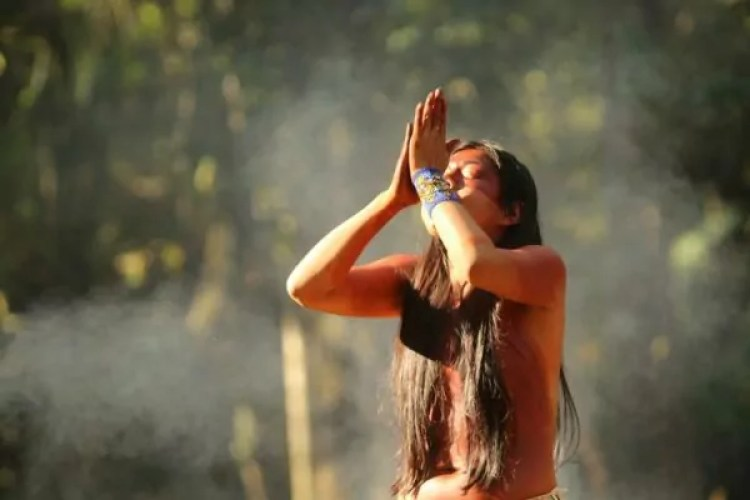 Roda de conversa Yawanawá: O objetivo na vida e a busca pelo equilíbrio de viver