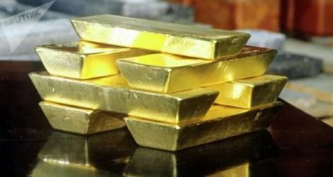 reservas de ouro