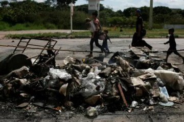 Violência em Roraima