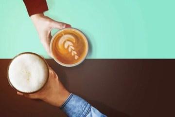 Álcool e Cafeína