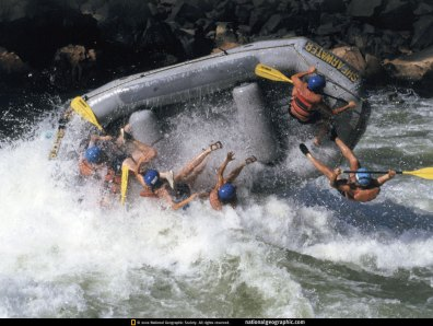 RAFTING - National Geographic