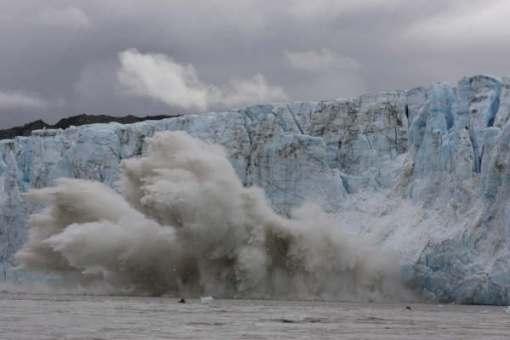 Glacier Surfing
