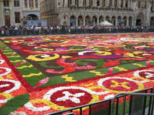 Flower Carpet Brussels 2008