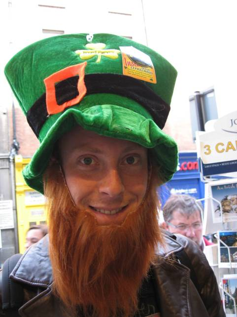 Irish Leprechaun