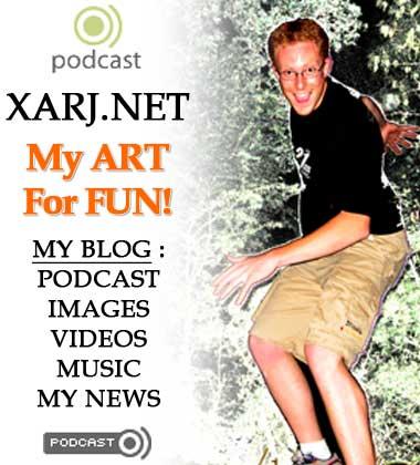 Xarj.net - podcast - blog - music - videos - photos