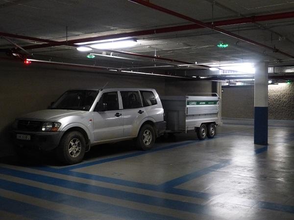 places aparcament xl parking passeig portal rambla vic