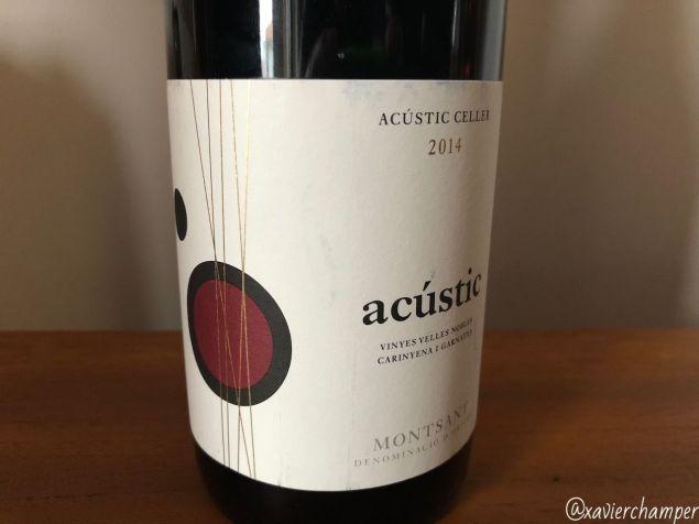 Acustic-Etiqueta