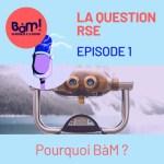 #1 La question RSE : Pourquoi BàM ?