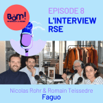 #8 L'interview RSE – Faguo fait pousser ses engagements