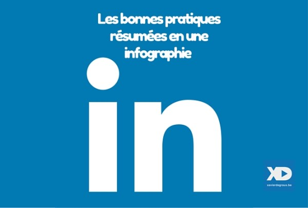 Linkedin Infographie Salesforce