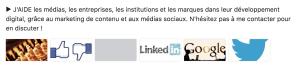 Linkedin résumé de profil