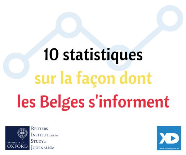 Belgique _ 10 statitsiques Belgique information