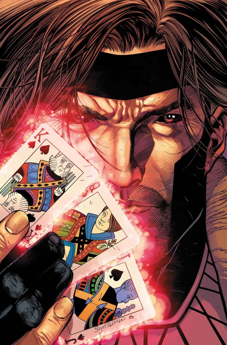 Entry 082 – Gambit – Xavier Files