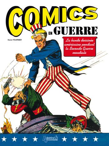 Couverture d'ouvrage: Comics en guerre