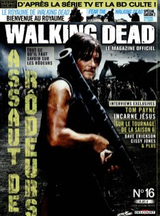 Walking Dead Le Magazine Officiel #16