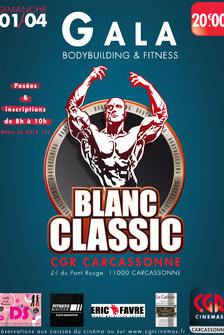 Décicace et Blanc Classic (Carcassonne)