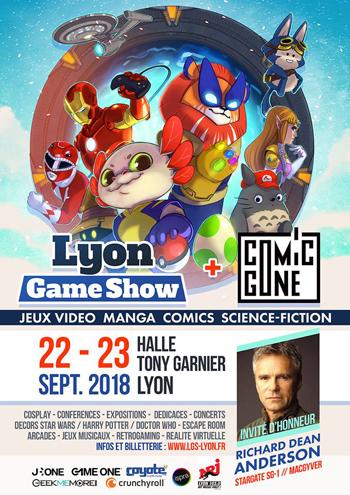 """Au programme """"comics"""" de septembre 2018…"""