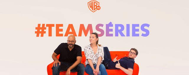 Team Series (Warner TV) Spéciale Comics