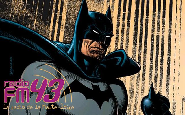 80 ans de Batman sur RadioFM43