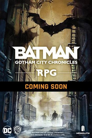 Gotham City Chronicles - Le Jeu de Rôle