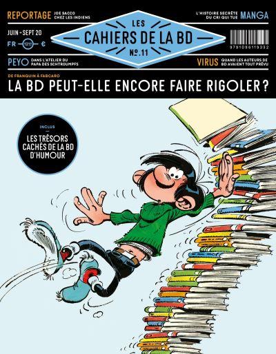 Cahiers de la BD #11