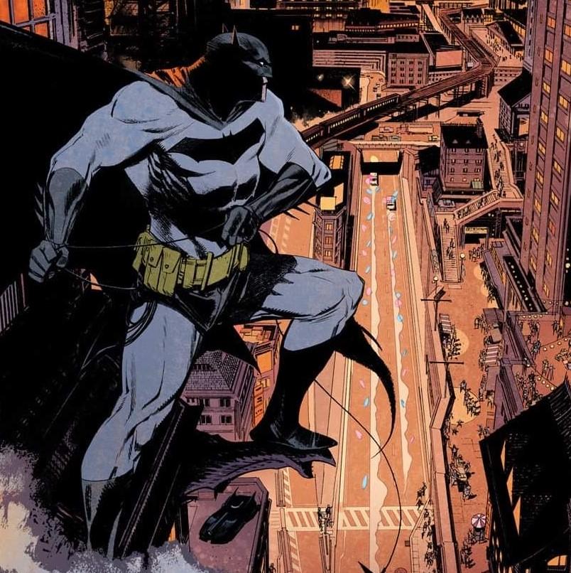 Captation Conférence Gotham City Chronicles