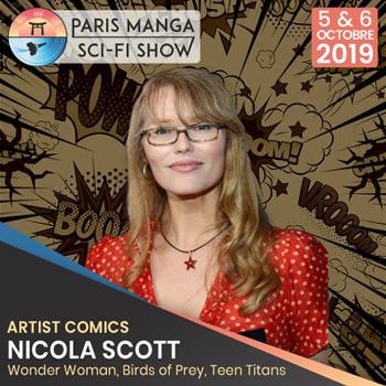 Paris Manga & Sci-Fi Show Octobre 2019