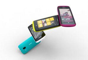 Le concept de Windows Phone signé Nokia.