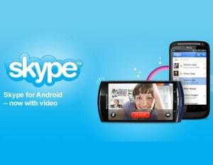 Skype pour Android, en version plus aboutie et plus stable.