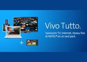 Swisscom Vivo Tutto sur le mobile et le fixe.