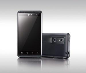 Le LG Optimus 3D avec son processeur à double coeur.