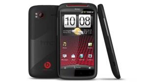 Le HTC Sensation XE avec un double processeur à 1,5 Ghz.