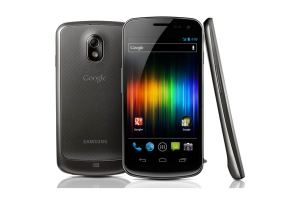 Le Samsung Galaxy Nexus avec Android 4.0.