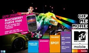 L'offre MTV Mobile de Sunrise rencontre un vif succès.