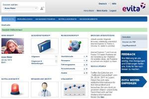 Santé suisse: Swisscom renforce Evita avec portX.