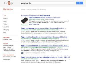 La marque Apple est le meilleur synonyme d'interdiction, de procès et de censure.