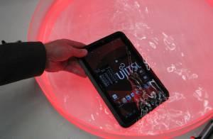 Fujitsu Arrows: la tablette Android étanche!