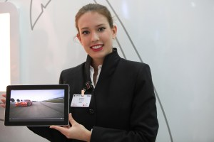 La Huawei Mediapad 10.