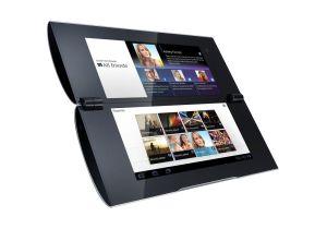 La tablette pliable Sony P.