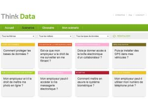 Le site Think Data permet d'y voir plus clair en matière de protection des données.