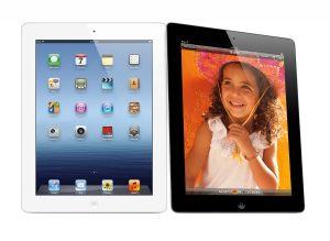 Le nouvel iPad d'Apple, le troisième du nom, compatible 4G/LTE.