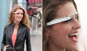 Google Glass: un look si particulier...