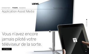 Des modèles Loewe compatibles Apple AirPlay.