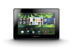 La PlayBook de Blackberry: dès 200 francs.