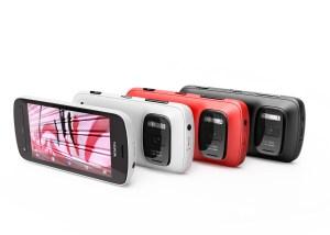 Le Nokia 808 Pureview et ses 41 millions de pixels...